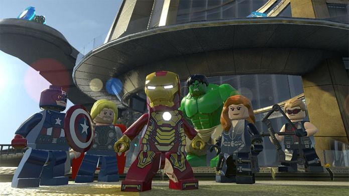 Lego Marvel Super Heroes na Xbox Live (Foto: Divulgação/Marvel)