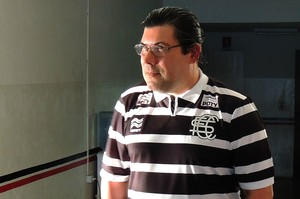 Alírio Moraes Santa Cruz (Foto: Lucas Liausu)