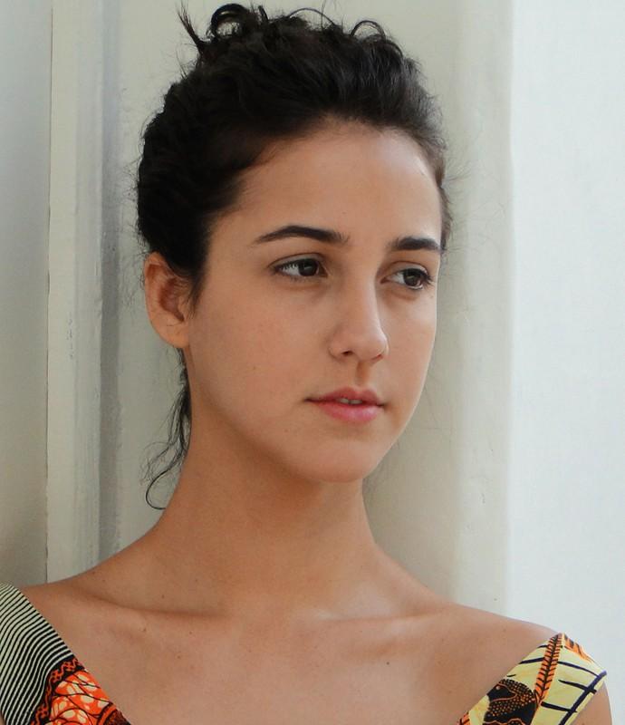 Camila interpreta Jéssica e vive a filha de Regina Casé (Foto: Aline Arruda/Divulgação)