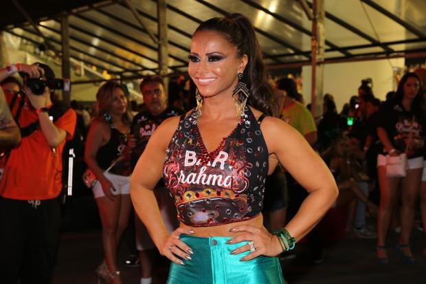 Viviane Araújo (Foto: Deividi Correa/ AgNews)