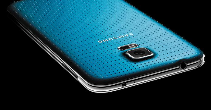Câmera do Galaxy S6 pode ter a mesma resolução do S5 ou 20 megapixels (Foto: Divulgação/Samsung)