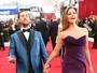 Matthew McConaughey e Camila Alves participam de tapete vermelho