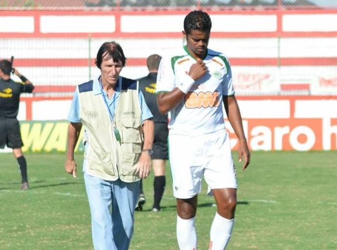Fabrício Carvalho, cabofriense (Foto: Andreia Maciel)