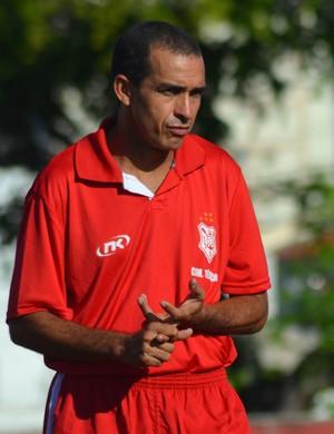Técnico Elenilson Santos, Sergipe (Foto: Felipe Martins)