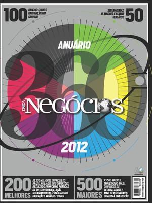 Capa - Época NEGÓCIOS 360° (Foto: Época NEGÓCIOS)