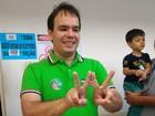 Candidatos a prefeito de Campina Grande votaram neste domingo (2)