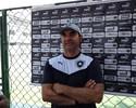 Acerto com Aquino agrada Ricardo, mas Botafogo segue atrás de reforços