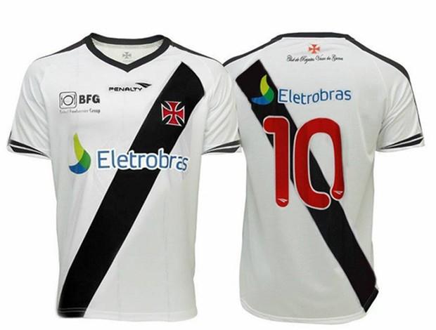 vasco camisa (Foto  Reprodução) Caem na internet supostos novos uniformes  ... fe06937a45590