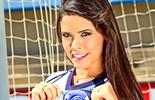 Confira o perfil da musa do Goianésia, Danielle Ribeiro (Divulgação / Camila Fontanive)