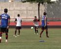 Dragão embarca para Belo Horizonte definido com três novidades no time