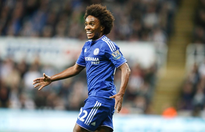 Willian Chelsea (Foto: Getty Images)