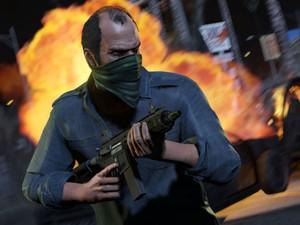 Trevor em 'GTA V' (Foto: Divulgação/Rockstar)