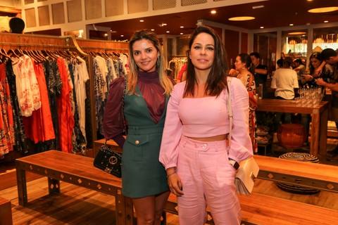 Adriana Garcia e Karen Scagliarini