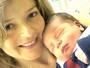 Jornalista Fernanda Cesaroni fala sobre seu primeiro filho