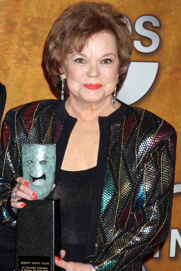 Shirley Temple em 2006 (Foto: Getty Images/Agência)