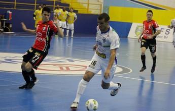 São José estreia na segunda fase da LNF contra o Joinville em 7 de outubro