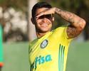 Dudu pede Palmeiras igual no Paraná e lembra peladas de férias no sintético