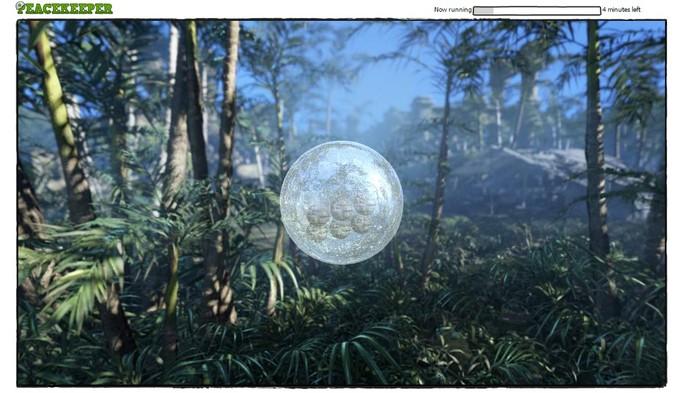 Avaliação de gráfico em 3D, com o WEBGL em HTML5 (Foto: Reprodução/Barbara Mannara)