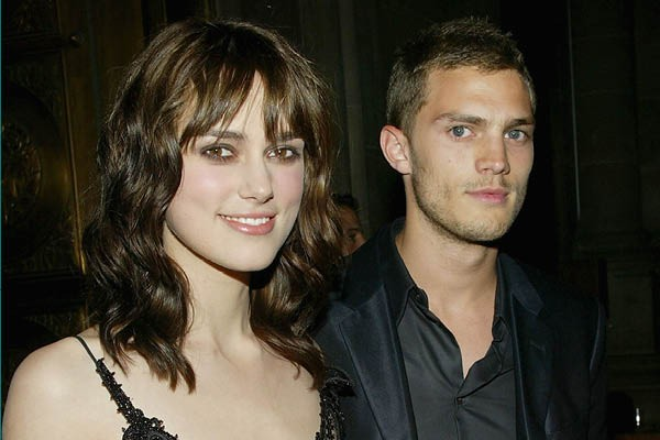Keira Knightley e Jamie Dornan (Foto: Getty Images)