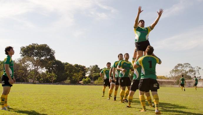 Cuiabá Rugby (Foto: Reinaldo Maciel/Divulgação)