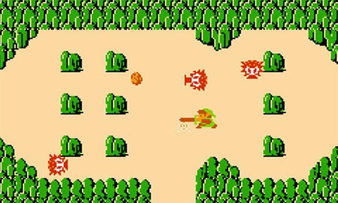 O primeiríssimo Zelda (Foto: Divulgação/Nintendo)