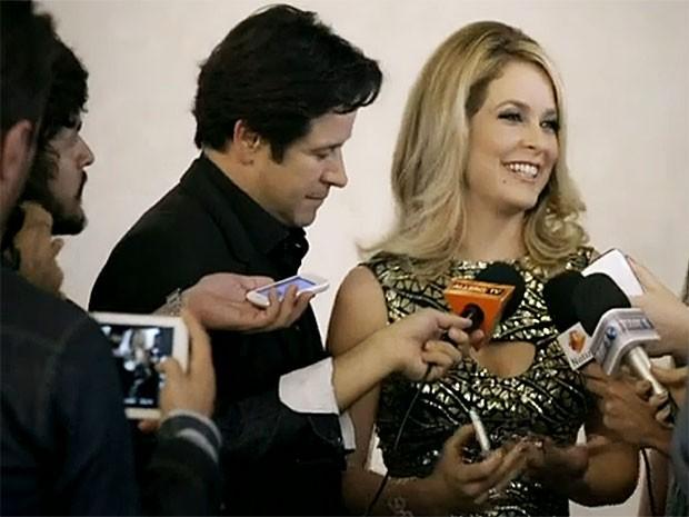 Jonas e Pamela (Foto: Fato na Rede)