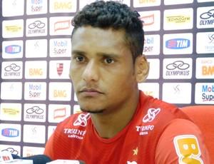 Wellington Bruno, Flamengo (Foto: Vicente Seda / Globoesporte.com)