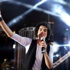 Sam Alves canta Bruno Mars e Justin T. (Jefferson Bernardes/Agência Preview/Divulgação)