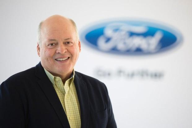 Jim Hackett, novo CEO da Ford Motor (Foto: Divulgação)