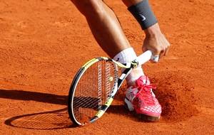 quadra roland garros raquete tênis (Foto: Agência Reuters)