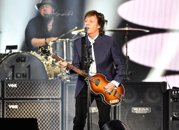 O Beatle Paul McCartney (Foto: Getty Images)
