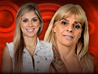 Sol sobre a filha Vanessa: 'Ela puxou de mim o gênio' (BBB / TV Globo)