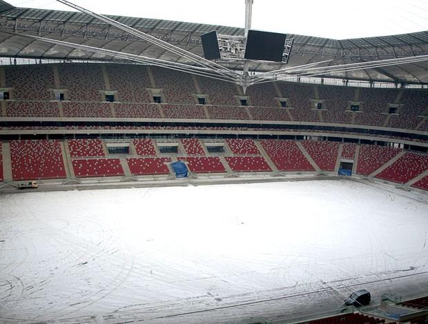 vôlei estádio nacional de varsóvia (Foto: Divulgação)