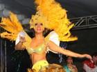 Lorena Arruda é eleita a Rainha do Carnaval em Presidente Prudente