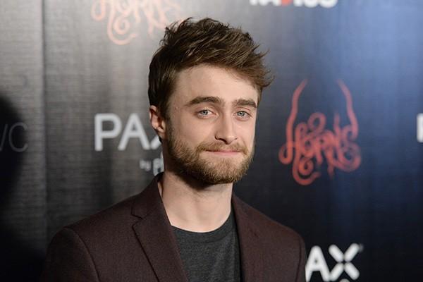 """Daniel Radcliffe perdeu sua virgindade com uma mulher mais velha. """"Eu tive transas melhores desde então, mas não foi horrível ou super vergonhoso"""", afirmou o astro de 'Harry Potter'. (Foto: Getty Images)"""