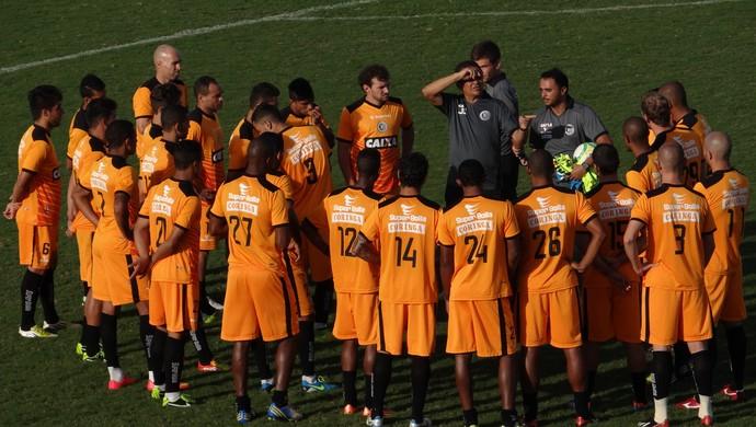 Treino ASA (Foto: Leonardo Freire/GloboEsporte.com)