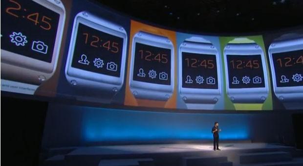 Samsung anuncia relógio inteligente (Foto: Divulgação)