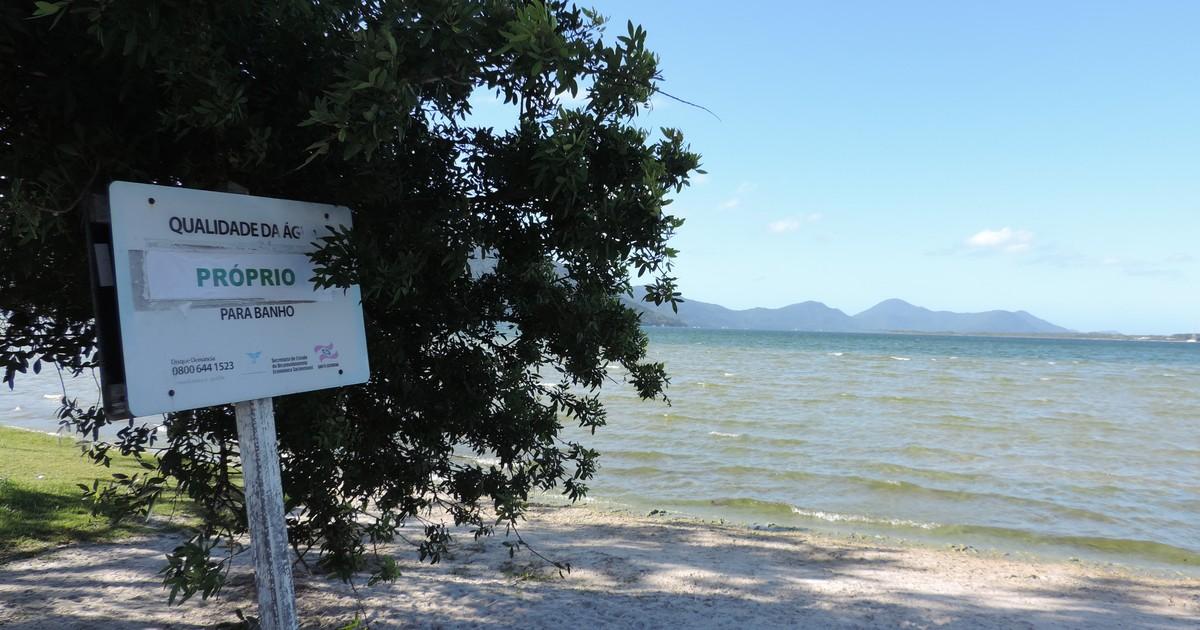 Relatório da Fatma indica locais impróprios para banho em SC - Globo.com