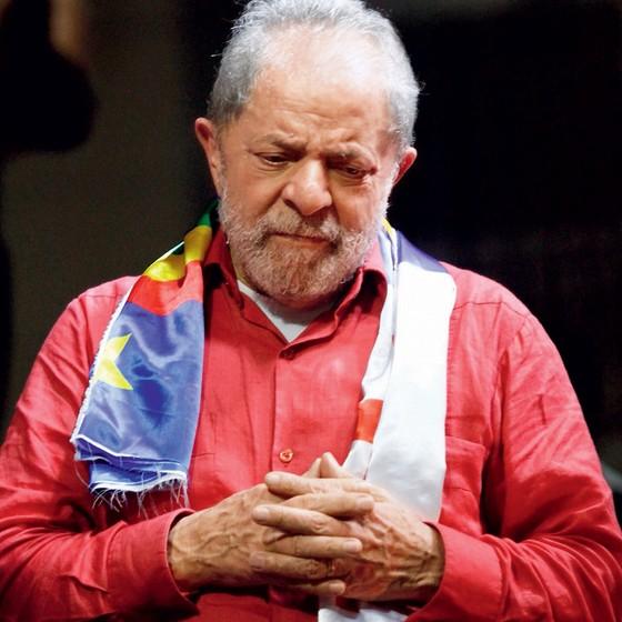O ex-presidente Lula (Foto: RICARDO BOTELHO/BRAZIL PHOTO PRES)