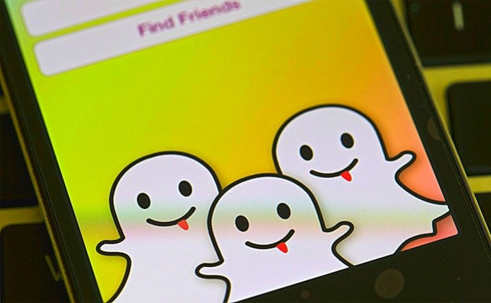 Snapchat se desculpa por falha e atualiza aplicativos para iOS e Android (Foto: Reprodução/Skybott Tech) (Foto: Snapchat se desculpa por falha e atualiza aplicativos para iOS e Android (Foto: Reprodução/Skybott Tech))