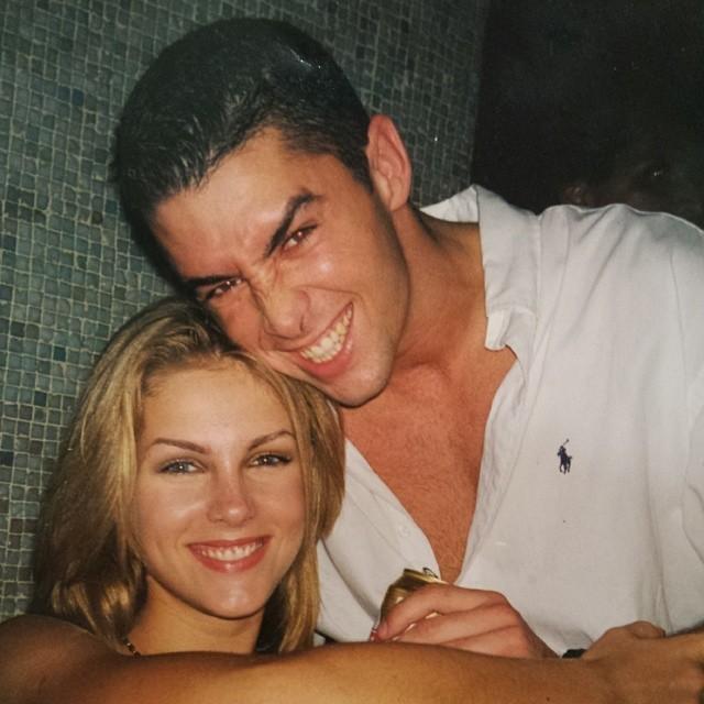 Ana Hickmann e Alexandre Corrêa (Foto: Reprodução/Instagram)