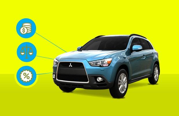 Que carro eu compro: Mitsubishi ASX (Foto: Autoesporte)