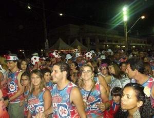 Bloco do Frizão - Carnaval (Foto: Vinicius Gastin)