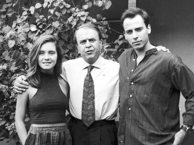 Patrícia (Adriana Esteves), Felipe (Armando Bógus) e João Emanuel (Edson Fieschi)