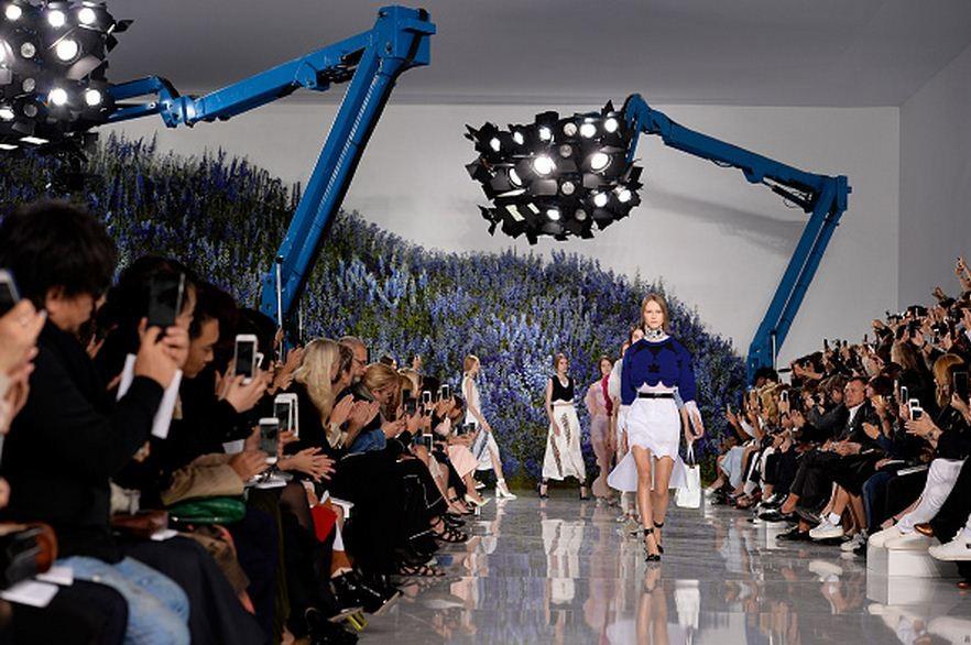 Dior, verão 2016 (Foto: Getty Images)