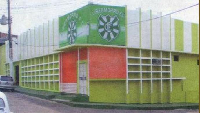 Sede do Libermorro (Foto: Arquivo Baú Velho)