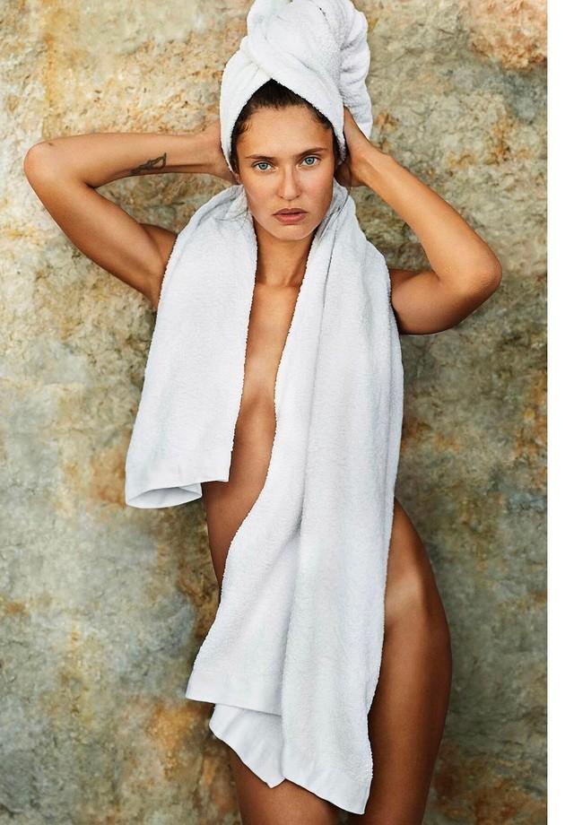 Bianca Balti (Foto: Reprodução/Mario Testino)