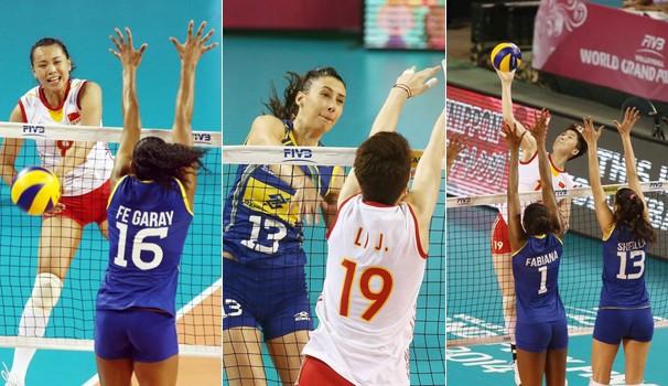 Jogadoras perderam a primeira partida contra a Turquia por 3 sets a 2 (Foto: Divulgação)