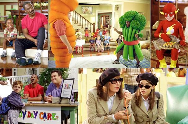 Veja a comédia 'A Creche do Papai' nesta quarta, dia 31 (Foto: Divulgação/Reprodução)