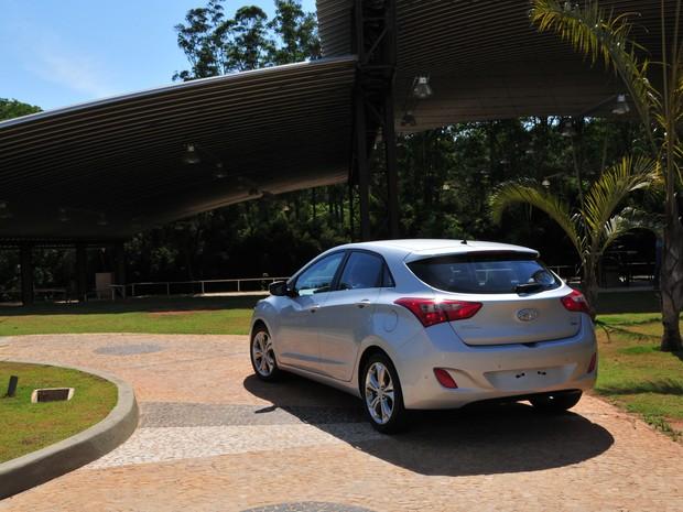 Novo Hyundai i30 chega com duas versões de acabamento (Foto: Divulgação)